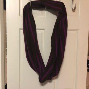 Magashoni infinity scarf cashmere